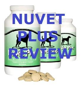 NuVet Plus Reviews